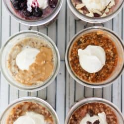 Pressure Cooker Mason Jar Steel Cut Oats