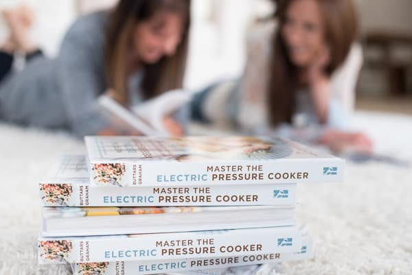 Electric Pressure Cooker Cookbook