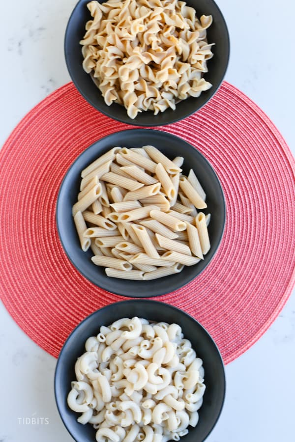 Perfect Pasta made Hands Off in your Pressure Cooker