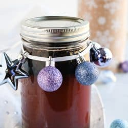 Gift Guide: Pressure Cooker Elderberry Juice in a Jar