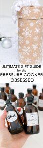 gift guide for the pressure cooker obsessed