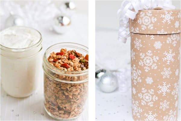 Instant Pot and Goji Berry and Date Granola