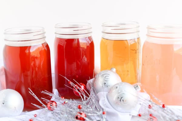 Instant Pot Holiday Infused Water is there perfect party beverage!