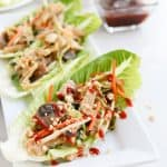 Pressure Cooker Easy Moo Shu Pork is easy, healthy take out food made by you!