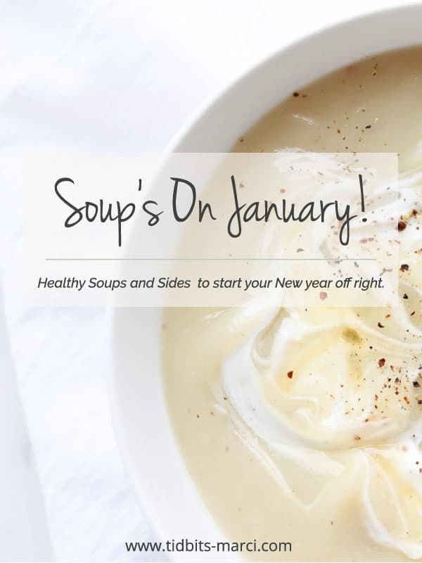 Graphic for soup recipes