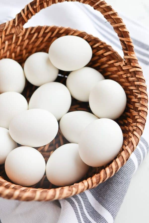 Perfect Pressure Cooker Boiled Eggs - No Breaks!