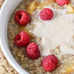 Perfect Instant Pot Oatmeal