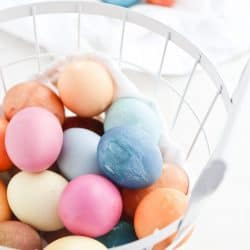 How to Make Natural Easter Egg Dye in the Pressure Cooker