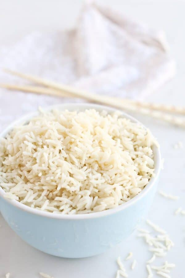 Instant Pot Perfect White Rice