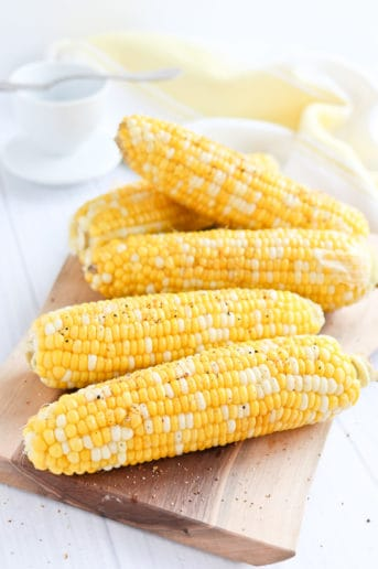 Instant Pot The Best Corn on the Cob