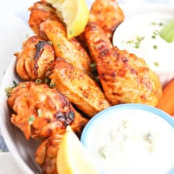 Instant Pot Easy Buffalo Chicken Wings