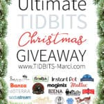 Christmas Giveaway prizes