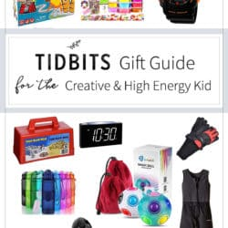 Gift Guide for the Creative and High Energy Kid – Part 2