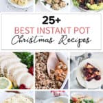 Instant Pot Christmas Recipe Round Up