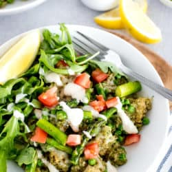 Instant Pot Pesto Chicken and Quinoa
