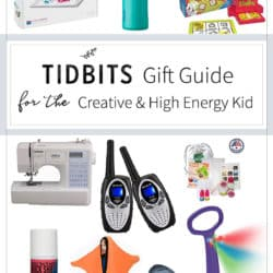 Gift Guide for the Creative and High Energy Kid – Part 3